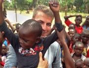 Phil Gruissem in Uganda