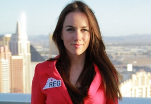 Liv Boeree Portrait